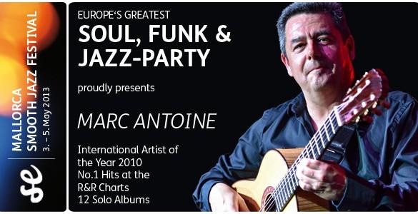 Mallorca Smooth Jazz Festival 2013 Protur Biomar Gran Hotel & Spa