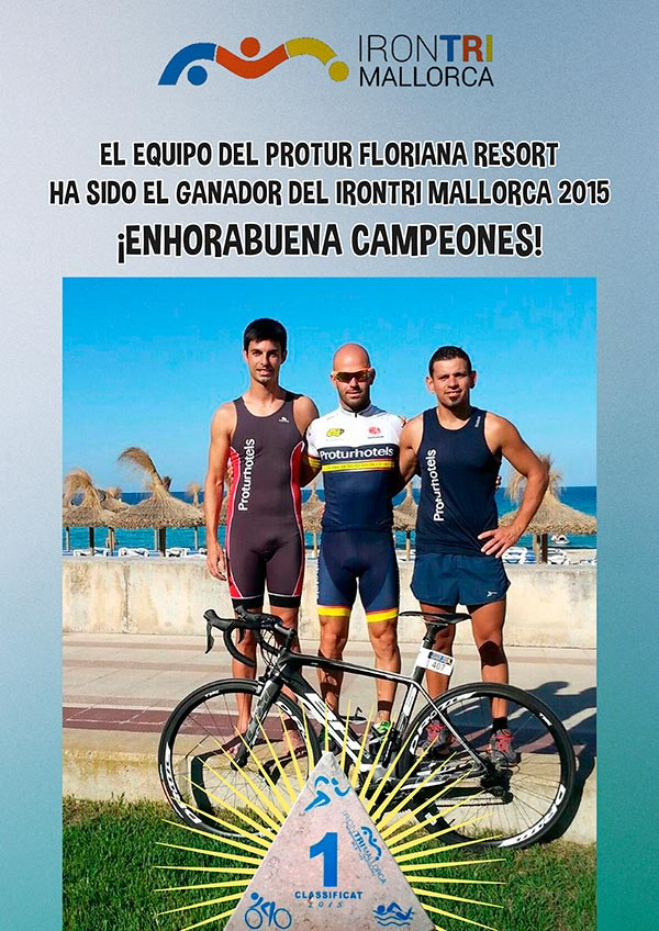 Irontri Mallorca 2015