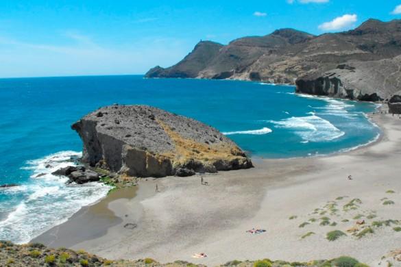 Las playas de Cabo de Gata