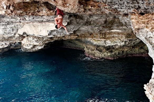 Mallorca, la isla perfecta para practicar psicobloc
