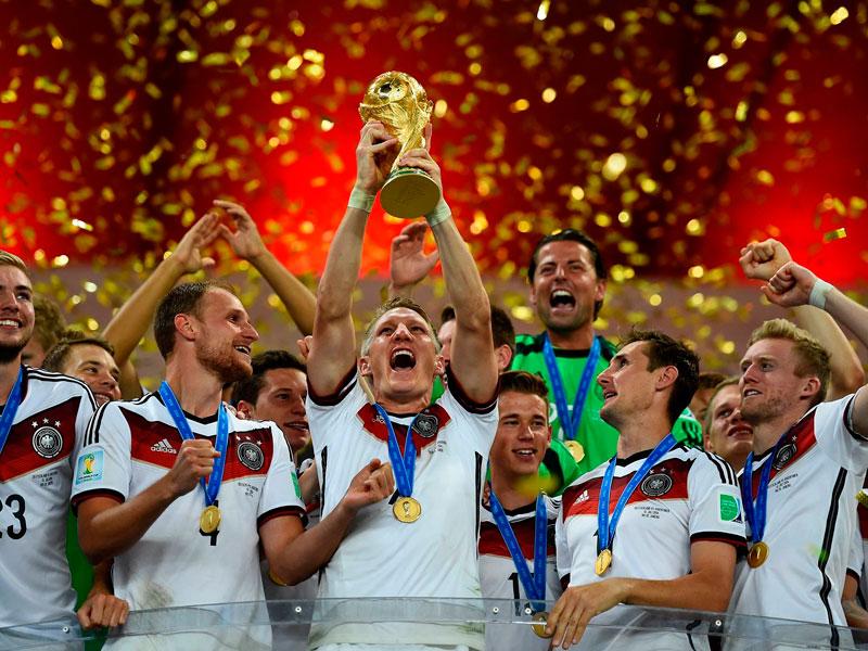 Alemania se hace con su 4º Mundial