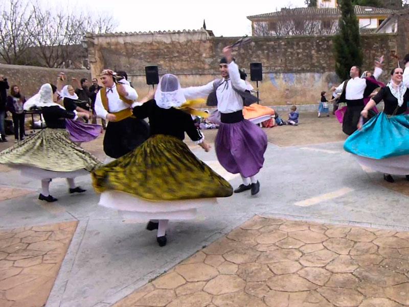 Ball de bot, el baile de Mallorca