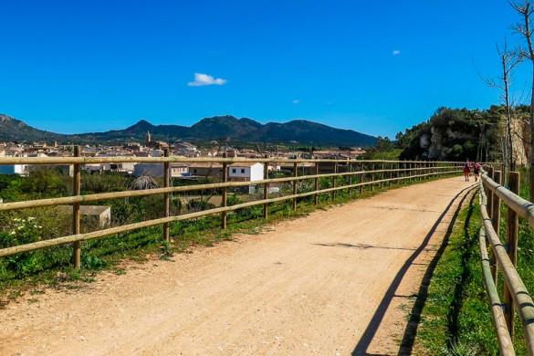 Vía Verde Manacor - Artà