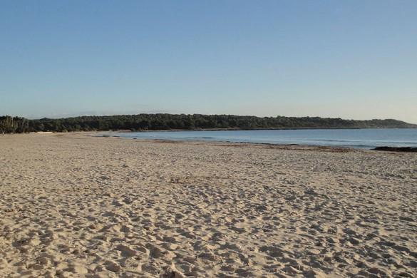 Destinos de playa para familias