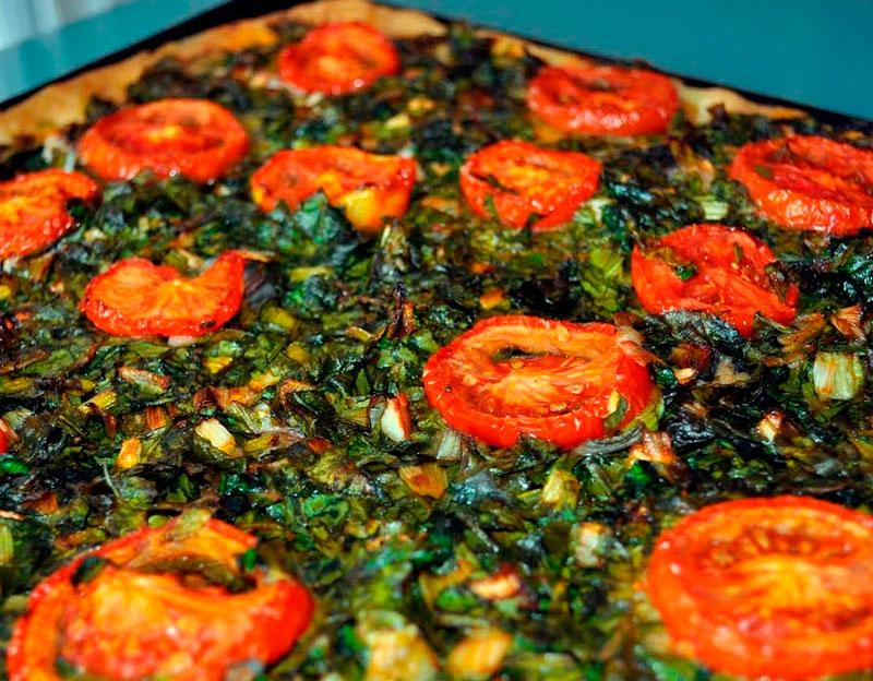 Gastronomía, Coca de verdura, 5 platos que debes probar en Mallorca