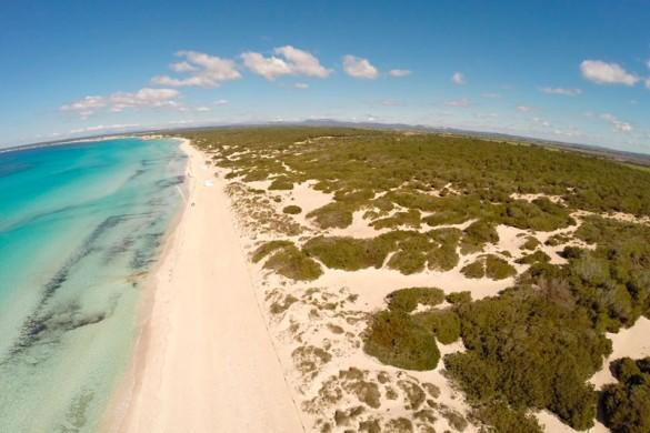Es Trenc Playa de Mallorca