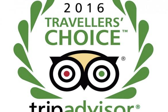 14º edición de los premios Tripadvisor Travellers' Choice