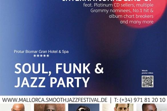Mallorca Smooth Jazz Festival 2016