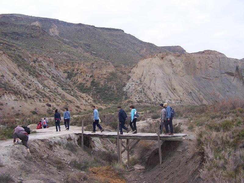 rutas - Almería