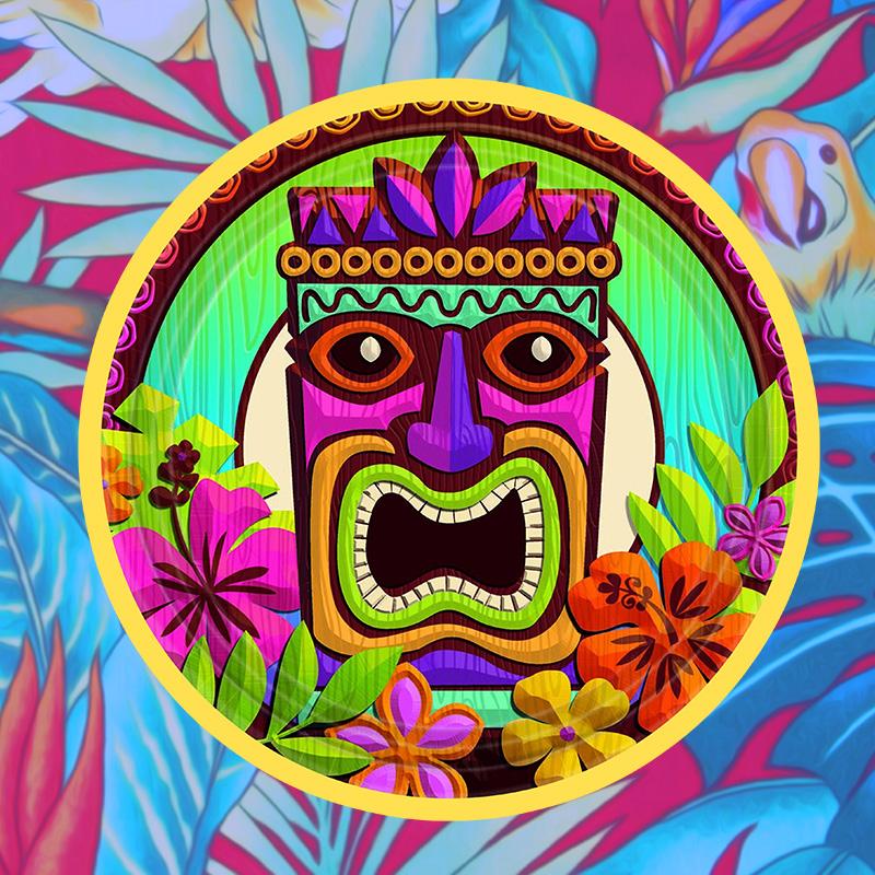 Tiki Party, talleres, fiesta, party
