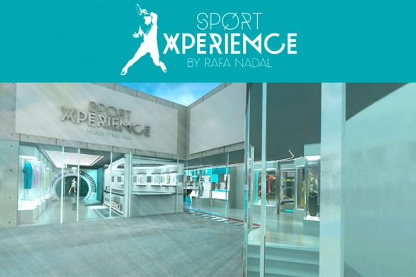 SPORT XPERIENCE museum by rafa nadal