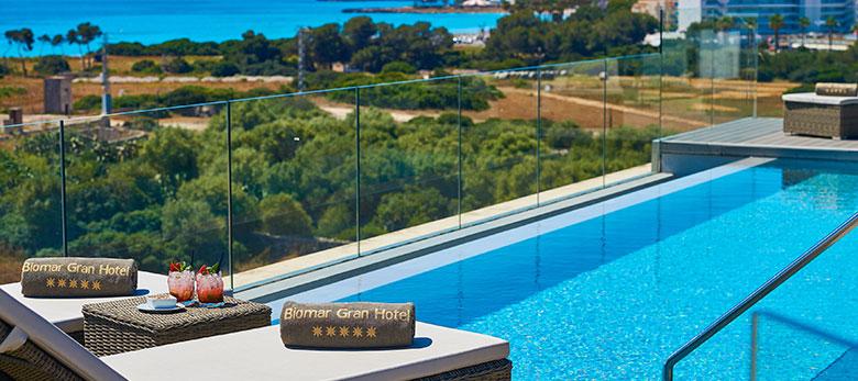 Protur Biomar Gran Hotel Spa habitación Junoir Suite Premium