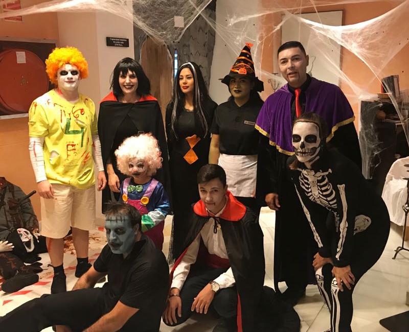Celebra este Halloween en Mallorca - Хэллоуин