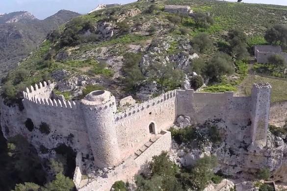 Ruta pels castells de Mallorca-Route-round, Путешествие