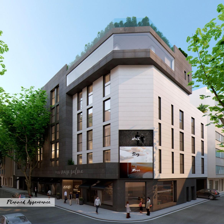 Protur Naisa Palma, hotel cuatro estrellas en centro de Palma
