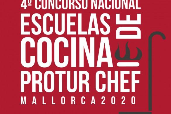 4º Concurso Nacional Escuelas de Cocina Protur Chef 2020